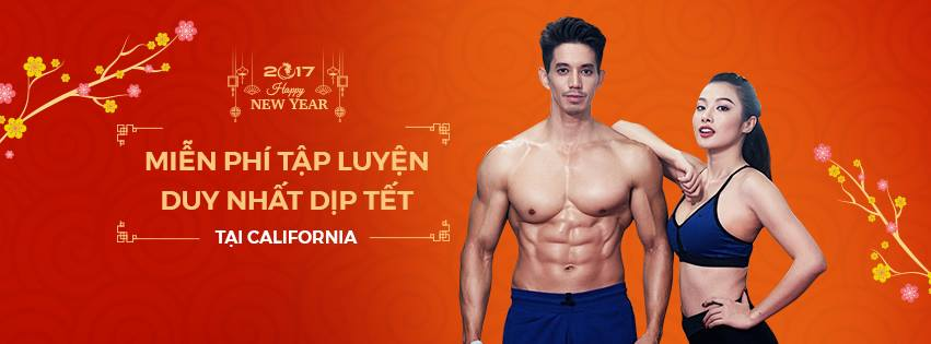California Fitness & Yoga Centers Vietnam